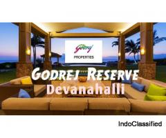 Build your Dream Abode at Godrej Reserve Plots in Bangalore
