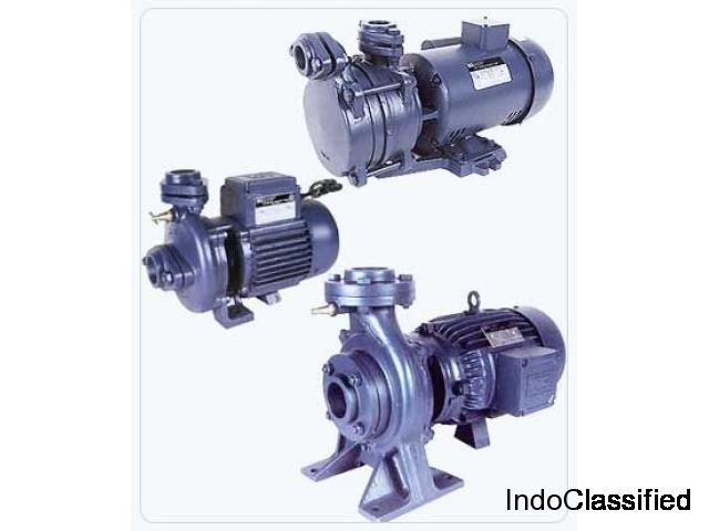 Electric Motor & Pumps