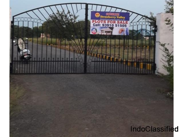 plots for sale at moinabad