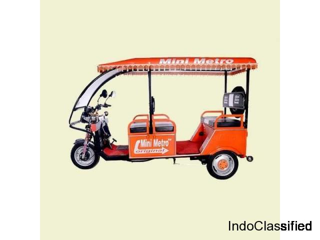 Purchase Electric Rickshaw