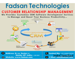 Best CRM Software Development Services