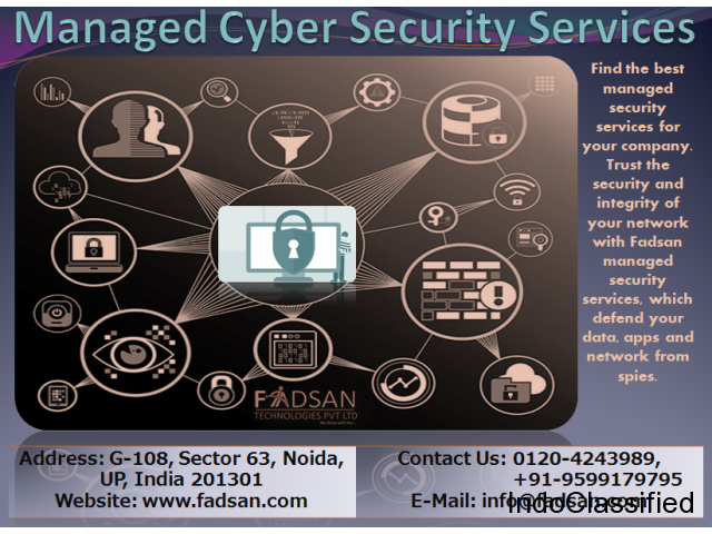 Managed Security Services Company