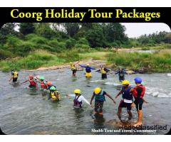 Plan your Holidays, Book Coorg Holiday Tour Packages - ShubhTTC
