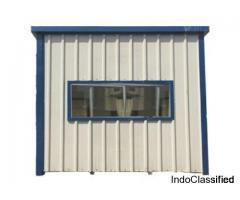 Steel guard cabin manufacturer Delhi