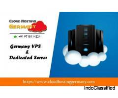 Cloud Hosting Germany – Dedicated Server and VPS Hosting