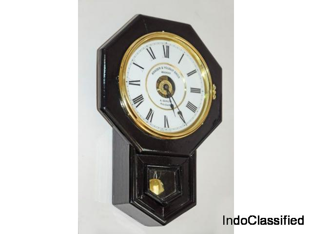 Repairing of old antique pendulum clocks