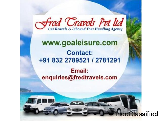 Car Rental Services in Goa