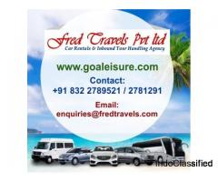 Car Rental Services in Goa