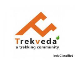 Trekveda a best Trekking community in India
