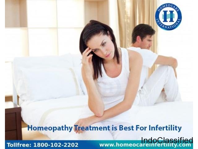 Your Infertility Problem Then Get It Treated With Homeopathy