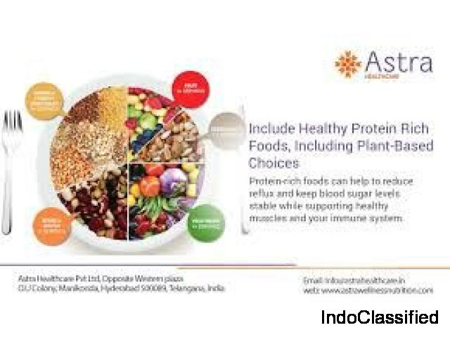 Nutrition Doctors in Hyderabad