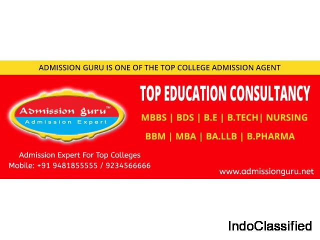 Admission Agents / Consultants For MD / MS / MDS / PG Diploma - 2019 Batch