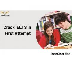 Cracking IELTS in First Attempt