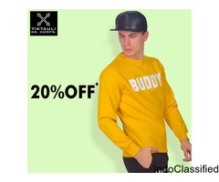 FLAT 20% OFF on New Arrivals Winter Collection!