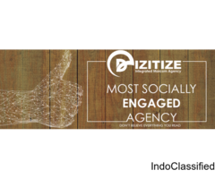 Dizitize - Marketing Communication | Web Design Company