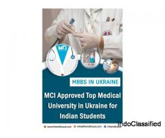 Study MBBS In UKraine For Indian Students