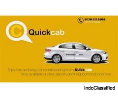 Mumbai Goa Taxi Service - Quick Cab