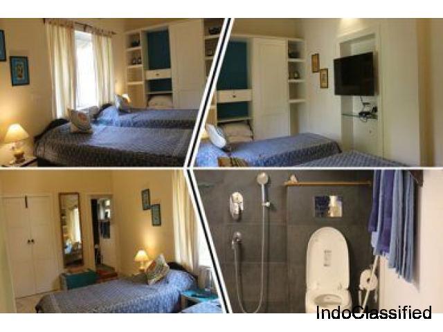 BnB room kolkata-Welcome to 5/4, Calcutta's Freshest BnB! Kolkata Guest House.