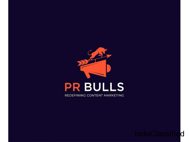 PRBULLS  : Content Marketing Agency