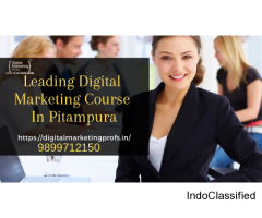 Leading Digital Marketing Course In Pitampura