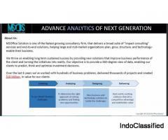 Advanced Analytics - Advanced Analytics Services - Business Intelligence Services