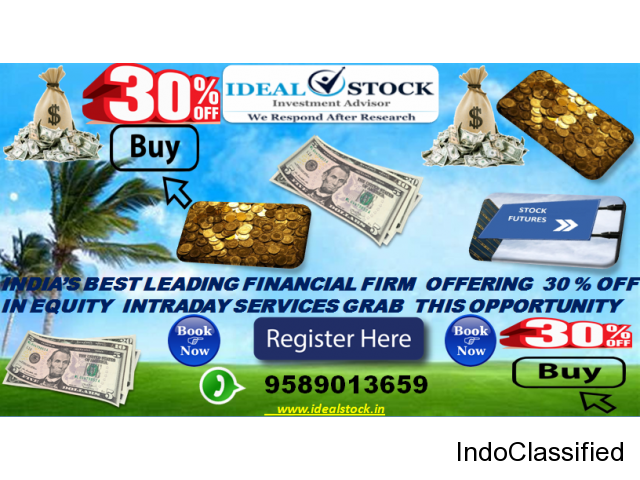 HNI Cash Tips Services Provided by Ideal Stock