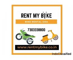 Two Wheeler Rental Anjuna