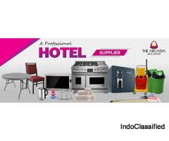Hotel Supplies Companies Coimbatore | Arcadia Hotel supply