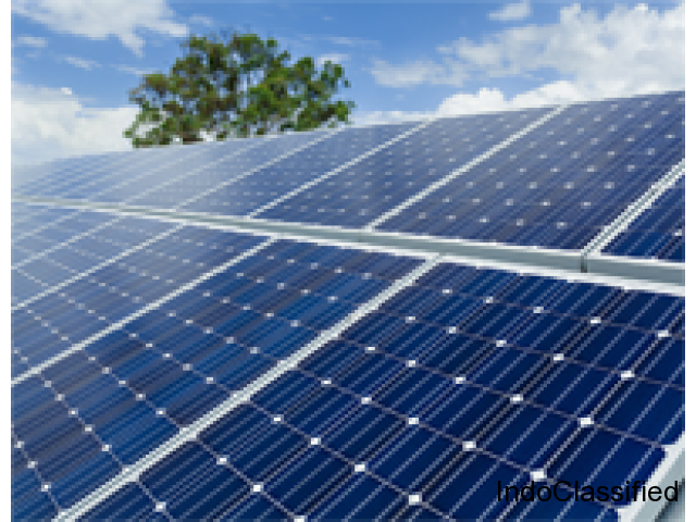 Solar Power Plant Installation, Solar Plant Setup, Plant Supporting Services