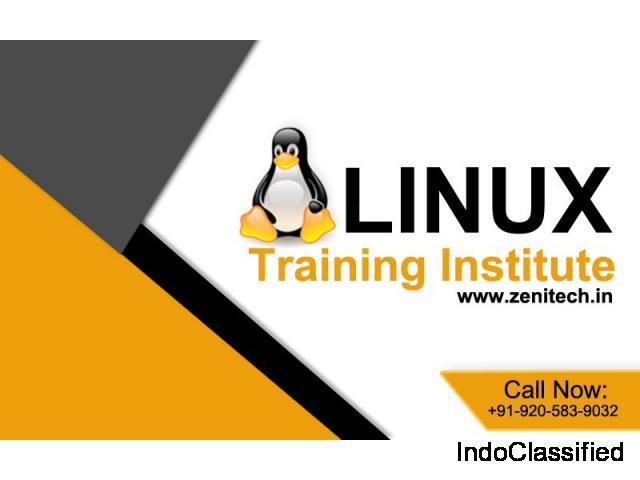 Linux Training Institute in Delhi