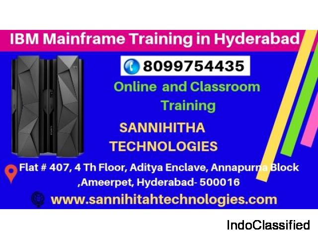 IBM Mainframe Training in Hyderabad