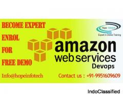 DevOps aws Online Training
