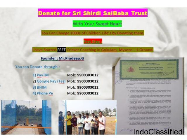Donate for Poor people with kind Heart