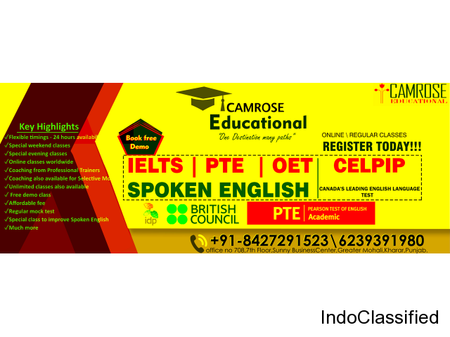 OET Coaching | OET Classes | Online-Offline classes|Best OET classes