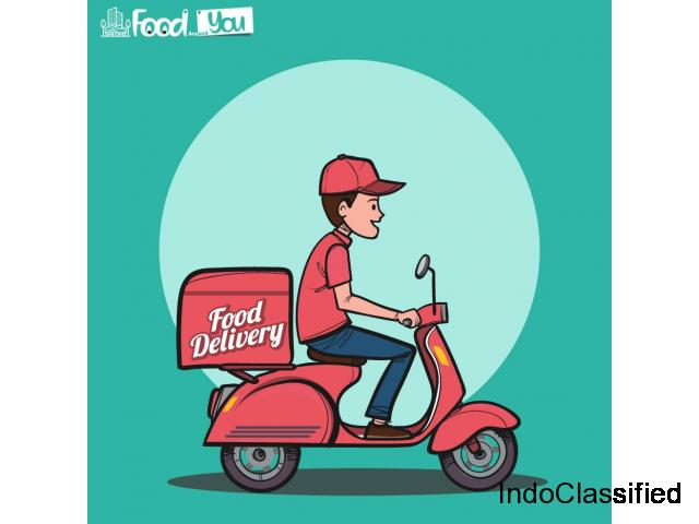 Food Home Delivery | Order Online with foodaroundyou India