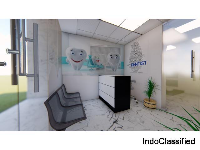Living Room Interior Design in Noida