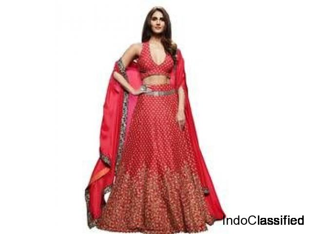 Mirraw Offers Red Lehenga Designs In Lowest Cost | Shop Now