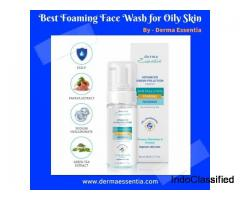 Best Foaming Face Wash for Oily Skin |  Anti Pollution Facewash