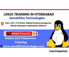Linux Online Courses in Hyderabad