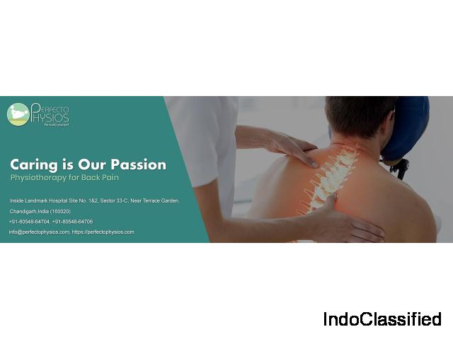 Physiotherapy for Back Pain