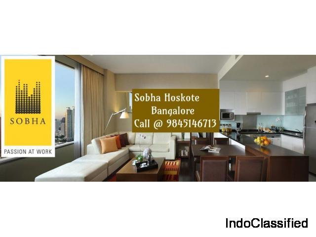 Sobha Hoskote Property Information Updated 13/02/19