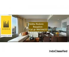 Sobha Hoskote Property Information Updated 13/02/19