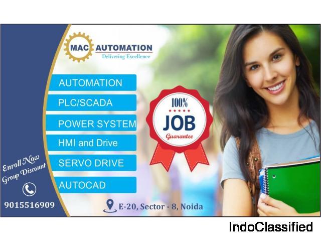 Best PLC/SACDA Training Institute in Noida