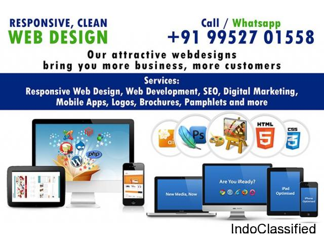 Web Designing ans SEO Service Company in Coimbatore.