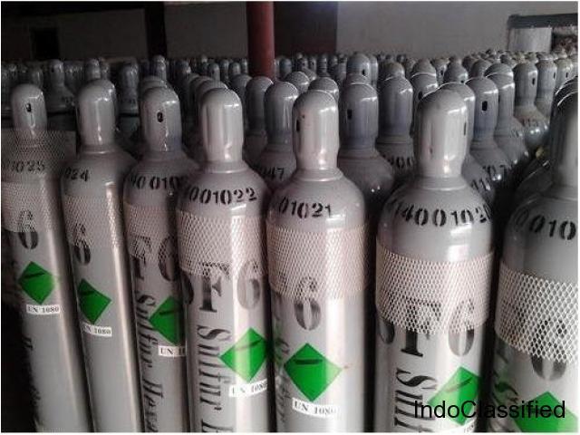 SF6 Gas in Ghaziabad | Supplier and Distributor | Ekta Enterprises