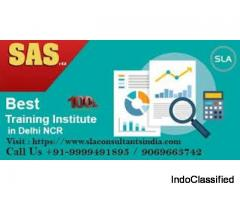 Join Best SAS Training Course Provider Institute in Delhi