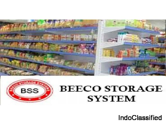 Retail Shop Solution -  SuperMarket Rack Manufacturers