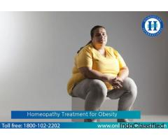 Obesity Treatment Through Homeopathy