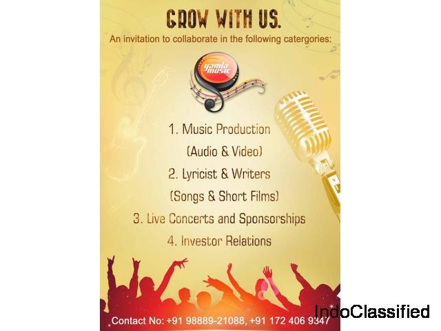 Music Academy Classes Chandigarh