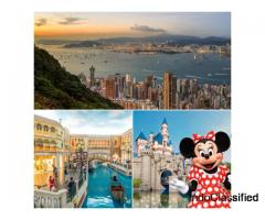 Hongkong Macau International Tour Packages(5 Nights / 6 Days)